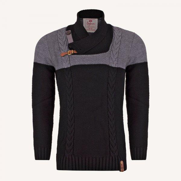 لباس پلیور اسپرت مردانه خاکستری