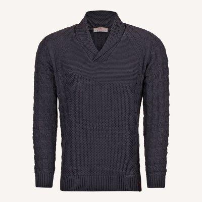 لباس ژاکت مردانه شیک خاکستری